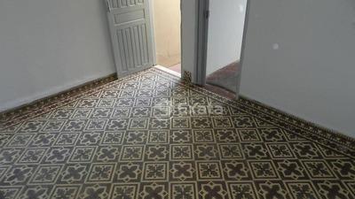 Casa Com 1 Dormitório Para Alugar, 50 M² Por R$ 560/mês - Vila Barcelona - Sorocaba/sp - Ca0010