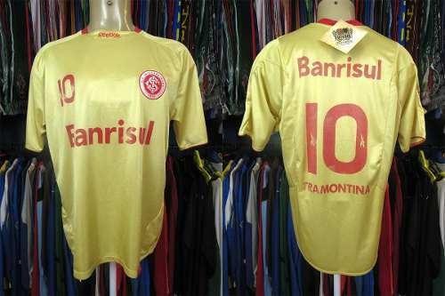 Internacional 2009 Camisa Centenário Tamanho G Número 10 (d)