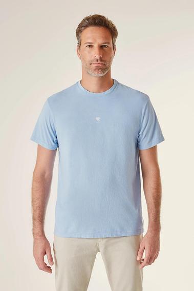 Camiseta Estampada Silencio Vj Reserva