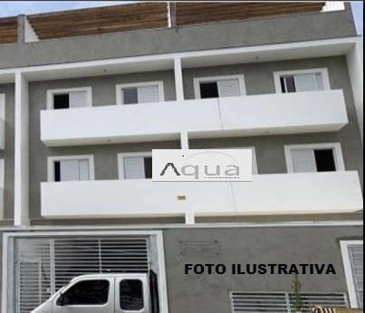 Apartamento Sem Condomínio Para Venda Em Santo André, Vila Silvestre, 2 Dormitórios, 1 Banheiro, 1 Vaga - Sa204_2-1033266