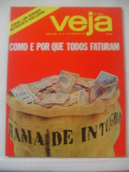 Revista Veja 103 Coelho Neto Maranhão Jaguarão Dourados 1970