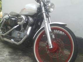 Harley-davidson Xl883 Custom (carburada)