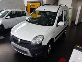 Renault Kangoo Express Furgon 0km Anticipo Burdeos Cuotas 1