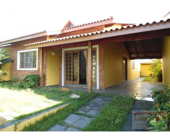 Casa Para Venda Em Peruíbe, Belmira Novaes, 3 Dormitórios, 1 Suíte, 1 Banheiro, 4 Vagas - 0366