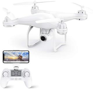 Potensic T25 Gps Fpv Rc Drone Con Cámara De Video En Vivo