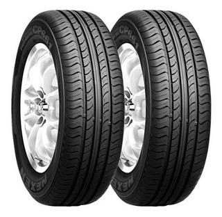 Kit X2 Neumáticos Nexen 155/70r13 75t Cp661 Envío Gratis