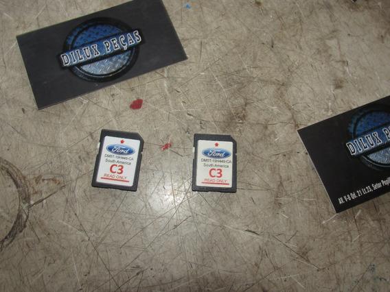 Cartão Gps Ford Fusion 2013 Serve Em Outro Modelo Ford