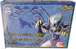Saint Seiya Fenrrir De Ariotho Caballeros Del Zodiaco Asgard