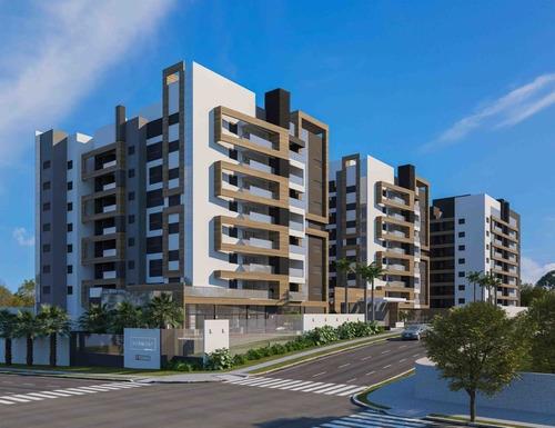 Apartamento Residencial Para Venda, Água Verde, Curitiba - Ap7184. - Ap7184-inc
