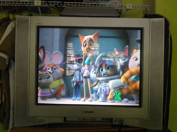 Tv Sony Trinitron 29 Sonido Dolby Sistem 3.1 C/control (80)