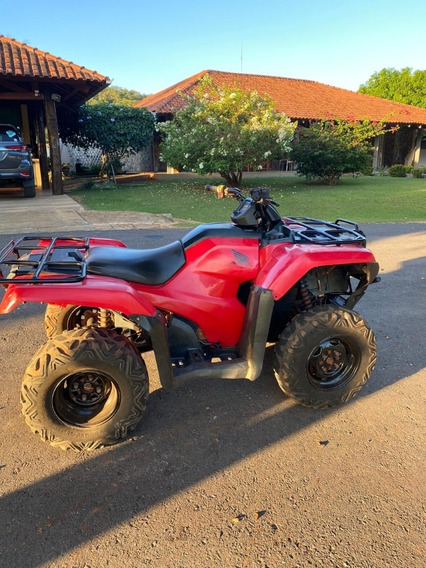Quadriciclo Honda Fourtrax 420 4x4