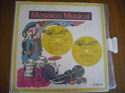 Vinilo  Lp De Mosaico Musicales (631u