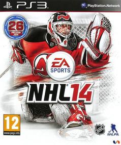 Jogo Novo Lacrado Nhl 14 Da Ea Sports Para Playstation 3