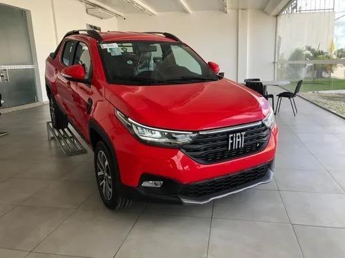 Nueva Fiat Strada 0km Retira $45.700 + Cuotas Tasa 0% E-
