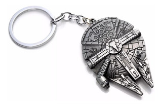 Chaveiro Millenium Falcon Star Wars - Frete Grátis