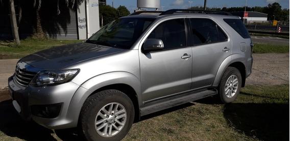 Toyota Sw4 2.7 Srv Cuero Vvti 4x2 4at 7 As - C4 2015