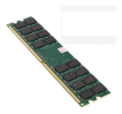 Ddr2 Memoria 4g 800mhz Pc26400 Pin 240 P/ Placa Mãe A M D