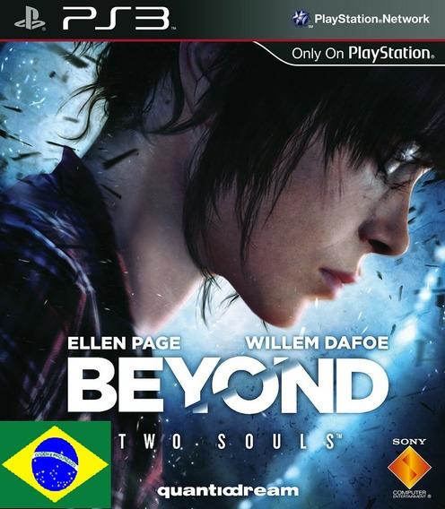 Beyond Two Souls Duas Almas Ps3 Pt-br