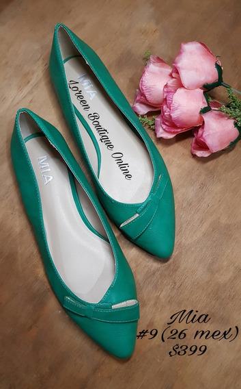 Zapatos De Piso (flats)
