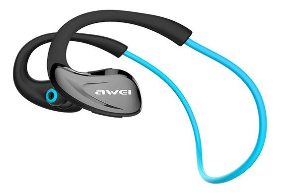 Awei A880bl Auscultadores Sem Fios Bluetooth Azul