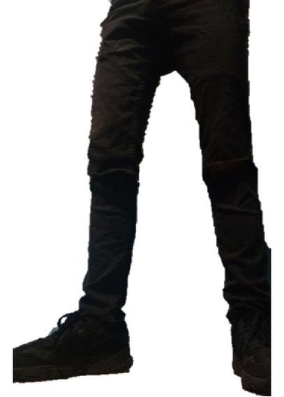 H&m Jeans, Oscuros, Rasgados