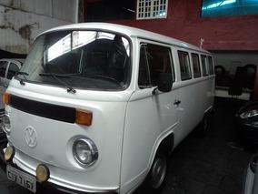Volkswagen Kombi 1.6 Std 3p Gasolina Financio Com Nome Sujo