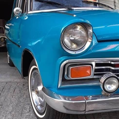 Imagem 1 de 11 de Aero Willys Itamaraty