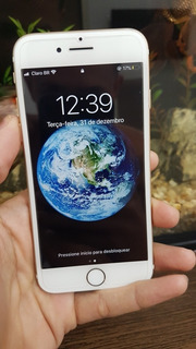 iPhone 7 32gb Dourado Impecavel Novíssimo