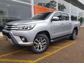 Toyota Hilux 2.8 Tdi Srx Cab. Dupla 4x4 Aut. 4p - 2016/2016