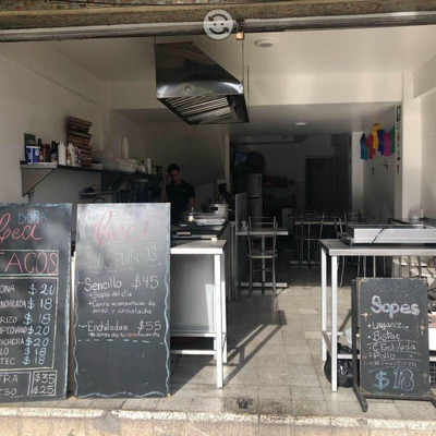 Traspaso Taqueria Con Cocina En Av. Revolucion