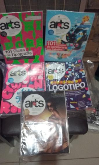Revista Computer Arts Brasil 05 Unidades