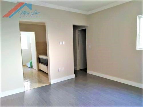 Apartamento A Venda No Bairro Ipanema Ville Em Sorocaba - - Ap 024-1