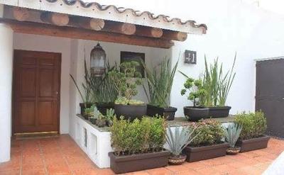 En Renta Residencial La Gavia Lomas De Vista Hermosa