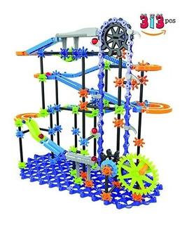 Discovery Kids Ultimate Marble Race Toy Para Niños 313 Pieza