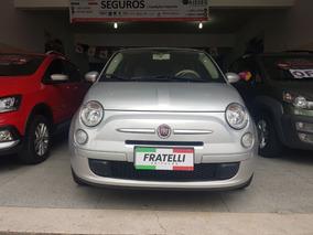 Fiat 500 1.4 Cult Flex Dualogic 3p