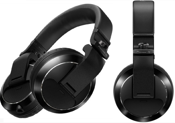 Fone Pioneer Dj Headphone Hdj X7