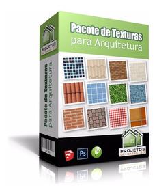 Pacote De Texturas Para Arquitetura 3d