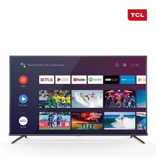Smart Tv 4k Led 55 Tcl 55p8m Android Wi-fi Bluetooth Hdr