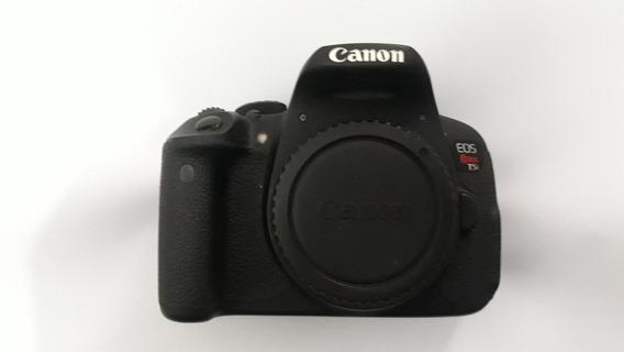 Câmera Canon T5i Máquina Fotográfica Digital