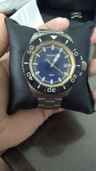Relógio Technos Acqua Special Collection Titanio 8215ah