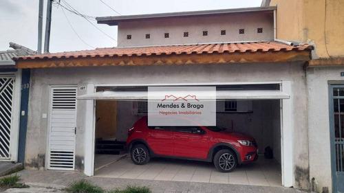 Imagem 1 de 26 de Sobrado À Venda, 120 M² Por R$ 520.000,00 - Jardim Tranqüilidade - Guarulhos/sp - So0224