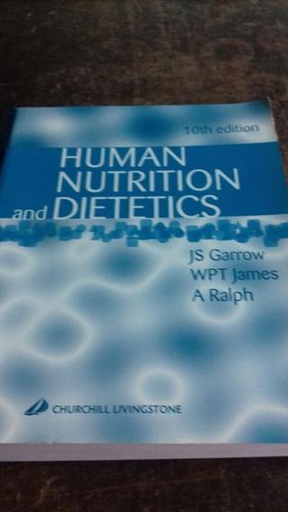 Human Nutrition And Dietetics/ 10°edicion/frete Grátis