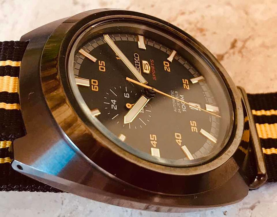Relógio Seiko Diver Gigante Porsh Design Novo. Acc Trocas