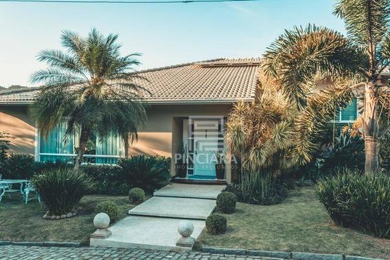 Casa No Ubá 4 Com 4 Quartos À Venda, 540 M² Por R$ 2.850.000 - Itaipu - Niterói/rj - Ca0114