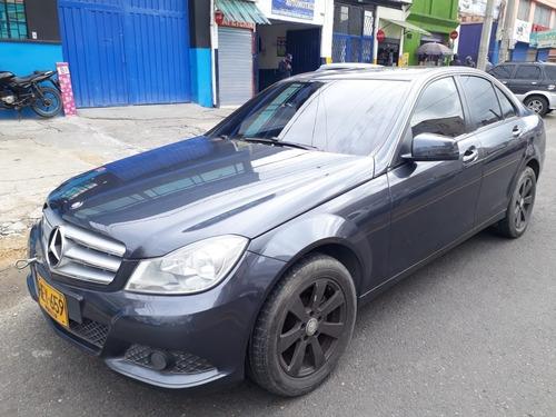 Mercedes-benz Clase C180 1.6 Cgi Blueefficiency