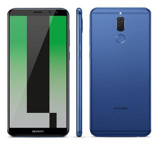 Huawei Mate 10 Lite 64gb 4ram Huella 4 Camaras+ Envio Gratis