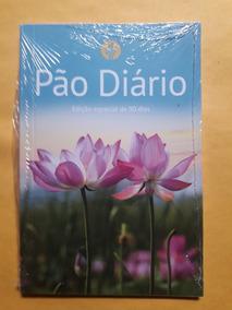 Livro Pão Diário - Edição Especial De 90 Dias