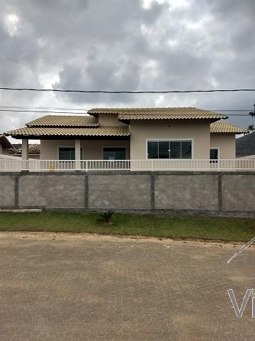 Casa Para Venda, 3 Dormitórios, Portal Das Mansões - Miguel Pereira - 1034