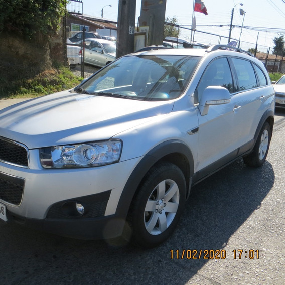 Chevrolet Captiva Iii Ls 2013. Financiable. Pie $1.520.000