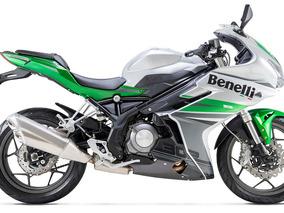 Benelli Bn 302 R Sport 35hp Metzeler (yamaha R3, Ninja 300)
